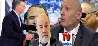 CORRUPCIÓN – Régimen | Macri, Clarín, La Nación y Perfil quieren presa a Cristina Fernández.