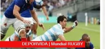 TV MUNDUS – Deporvida 359 | Argentina comenzó el Mundial de Rugby. Cayó 23-21.