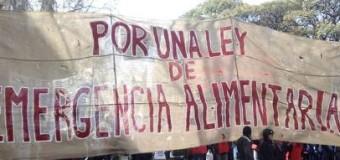 SOCIEDAD – Régimen | Miles de familias reclaman emergencia alimentaria para paliar la crisis.