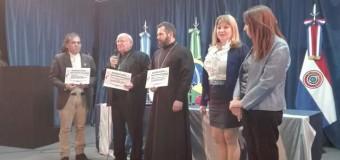 RELIGIÓN – Católicos Ortodoxos | Reconocen a autoridades y religiosos ortodoxos.