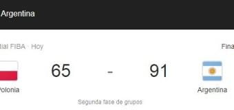 TV MUNDUS – Deporvida 355 | Argentina sigue ganando en el Mundial de Básquet. 91 a 65 a Polonia