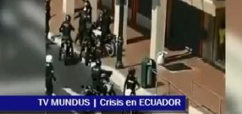REGIÓN – Ecuador | Los indígenas aceptan la oferta de diálogo y Lenin Moreno militarizó Quito.