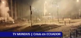 TV MUNDUS – Noticias 286 | Ecuador en crisis