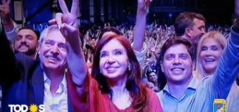 ELECCIONES 2019 | Alberto Fernández es el nuevo Presidente de Argentina.