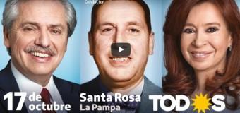 TV MUNDUS – Directo | Transmisión en directo del Acto por la Lealtad peronista.