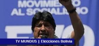 TV MUNDUS – Noticias 295 | Evo ganó las elecciones en Bolivia
