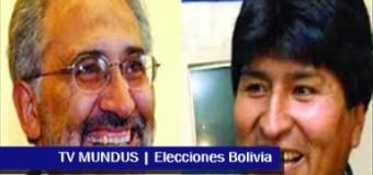 REGIÓN – Bolivia | Evo Morales ganó la elección presidencial en Bolivia, pero hay segunda vuelta.