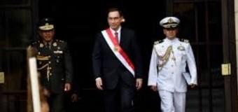 REGIÓN – Perú | Vizcarra cierra el Congreso e inaugura una dictadura en Perú.