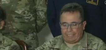 REGIÓN – GOLPE DE ESTADO EN BOLIVIA | El general golpista Kaliman se fue a vivir a Estados Unidos.