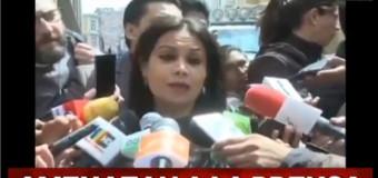 REGIÓN – GOLPE DE ESTADO EN BOLIVIA | La dictadura de Bolivia declara sediciosos a los periodistas extranjeros.