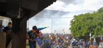 REGIÓN – GOLPE DE ESTADO EN BOLIVIA | Ya serían 20 los muertos provocados por la represión de la dictadura boliviana.