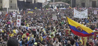 REGIÓN – Colombia | Murió el joven baleado en las protestas. Nuevo paro nacional.