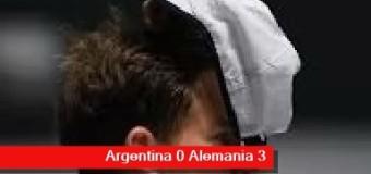 TV MUNDUS – Deporvida 366 | COPA DAVIS. Argentina 0 Alemania 3.