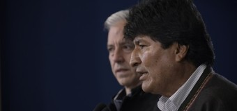 REGIÓN – GOLPE DE ESTADO EN BOLIVIA | Evo Morales se radica en la Argentina para conducir la caida de la dictadura.