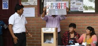 REGIÓN – Política | El Grupo de Puebla saludó el triunfo presidencial de Evo Morales.