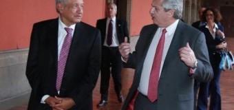 REGIÓN – Argentina y México | Importante reunión entre López Obrador y Fernández.
