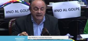 REGIÓN – GOLPE DE ESTADO EN BOLIVIA | El Congreso argentino emitió su repudio en sesión de Diputados y Senadores.