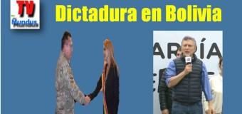 TV MUNDUS – Noticias 300 | La dictadura de Bolivia mata