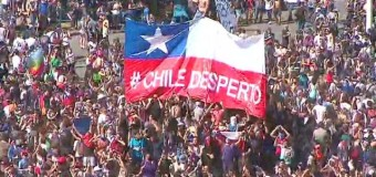 REGIÓN – CRISIS EN CHILE | Piñera promete referendum constitucional pero aumenta el gasto militar.