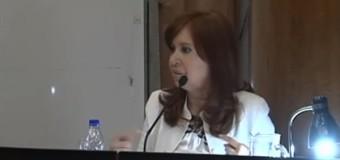 PERSECUCIÓN POLÍTICA – Régimen | Video completo de las declaraciones de Cristina Fernández ante el Tribunal de Comodoro Py.