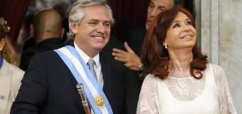 RETORNO A LA DEMOCRACIA | ASUMIÓ ALBERTO FERNÁNDEZ Y ES EL PRESIDENTE 2019-2023.