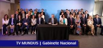 TV MUNDUS – Noticias 303 | Gabinete Nacional de Alberto Fernández