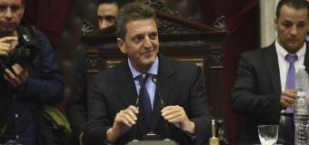 TRANSICIÓN A LA DEMOCRACIA | Ya asumió la nueva Cámara de Diputados y Sergio Massa es el Presidente.