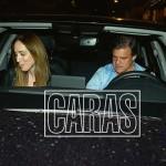 La editorial Perfil, con su revista CARAS es una de las puntas de lanza en la cobertura de Vidal.