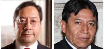 REGIÓN – Bolivia | Desde el exilio Evo Morales eligió la fórmula del MAS.