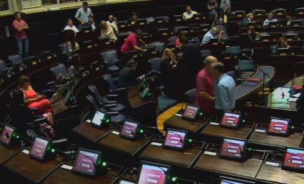 Cámara de Diputados de la Provincia de Buenos Aires.