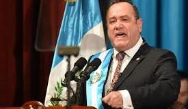 REGIÓN – Guatemala | Giammattei asumió la Presidencia de Guatemala.