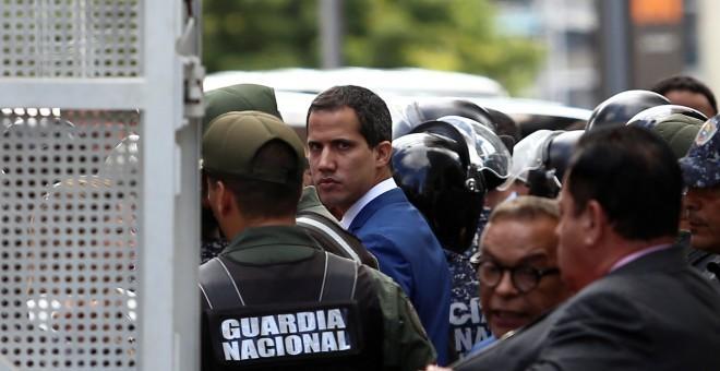 El terrorista estadounidense Juan Gauidó fue desplazado por los propios ultraderechistas.