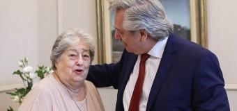 PRESOS POLÍTICOS – Argentina | En almuerzo privado Hebe de Bonafini pidió al Presidente Fernández por los presos políticos.
