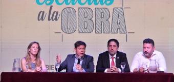BUENOS AIRES – Educación | El Gobernador Kicillof comienza plan de restauración de escuelas.