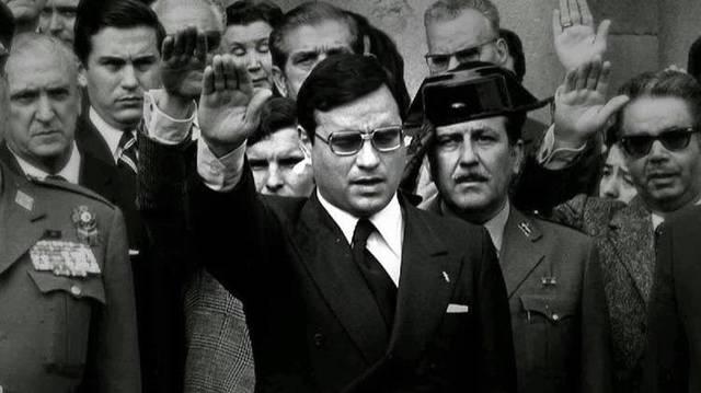 Villa fue funcionario de la dictadura de Franco.