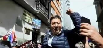 REGIÓN – Bolivia | La dictadura quiere impedir las candidaturas del MAS.