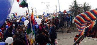 REGIÓN – Bolivia | Detienen a la apoderada de Evo Morales para impedir su inscripción.
