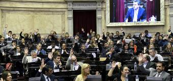 JUBILACIONES DE PRIVILEGIO | Media sanción en Diputados a la modificación de la jubilación exagerada de Jueces y Diplomáticos.