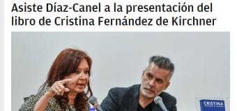 REGIÓN – Cuba | Cristina Fernández revolucionó la Feria del Libro de La Habana.