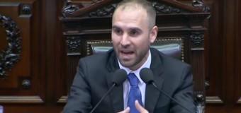 ECONOMÍA – Deuda externa macrista | El Ministro Martín Guzmán advirtió a los bonistas especuladores.