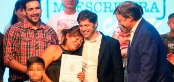 BUENOS AIRES – Vivienda | El Gobernador Kicillof regularizó treinta mil viviendas de trabajadores.