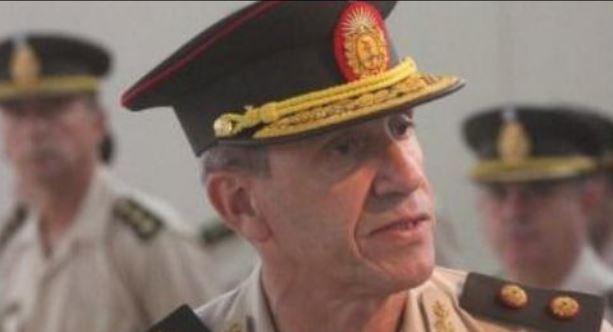 General Paleo. Estado Mayor Conjunto.