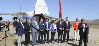 CIENCIA – Argentina | Argentina envió para su lanzamiento al satélite de observación terrestre SAOCOM 1B.