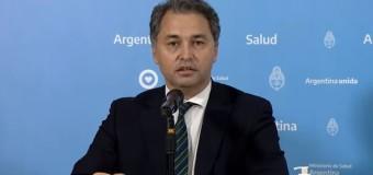 CORONAVIRUS | Informe oficial del Ministerio de Salud al 26 de marzo 2020
