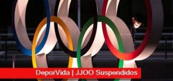 TV MUNDUS – Deporvida 376 | Se suspenden los Juegos Olímpicos.