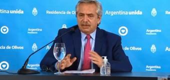 CORONAVIRUS | URGENTE | El Presidente Fernández prolonga la cuarentena