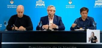 TV EN DIRECTO | Mensaje del Presidente Alberto Fernández por el tema del Coronavirus