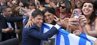 POLÍTICA – Buenos Aires | Kicillof inauguró la Asamblea Legislativa con un discurso valiente.