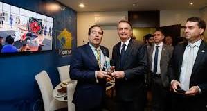 EDITORIAL – Brasil | El Gobierno nazi de Bolsonaro cruje por cubrir la corrupción de sus hijos.