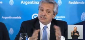 CORONAVIRUS – Cuarentena | El Presidente Fernández agradeció el esfuerzo de la población y aclaró que estamos lejos de haber terminado.
